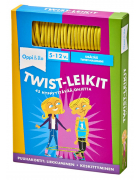 Twist-leikit -puuhakortit 5-12 v