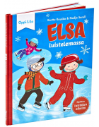 Elsa luistelemassa -lastenromaani