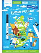 Pyyhittävä SUOMI-puuhat -puuhakirja 7-10 v